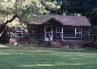 Pre Foreclosure in Prospect 97536 MATHER RD - Property ID: 1321913423