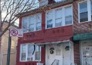 Pre Foreclosure in Bronx 10472 NOBLE AVE - Property ID: 1322273891
