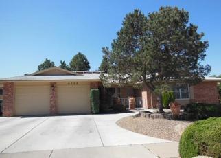 Pre Foreclosure in Albuquerque 87109 ESTHER AVE NE - Property ID: 1322327760