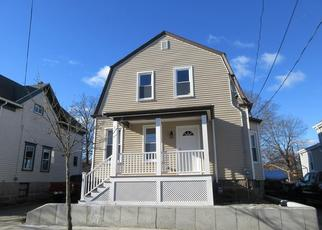 Pre Foreclosure in New Bedford 02740 REED ST - Property ID: 1322784105