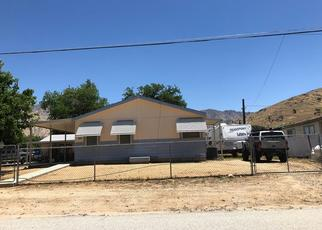 Pre Foreclosure in Lake Isabella 93240 RAINBOW DR - Property ID: 1322948805