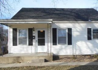 Pre Foreclosure in Topeka 66606 SW REYNOLDS DR - Property ID: 1323003995
