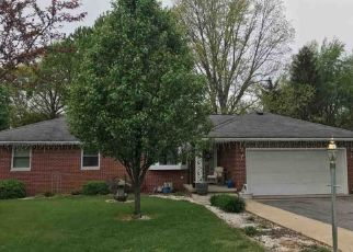 Pre Foreclosure in Monticello 47960 W LOOKOUT DR - Property ID: 1323157267
