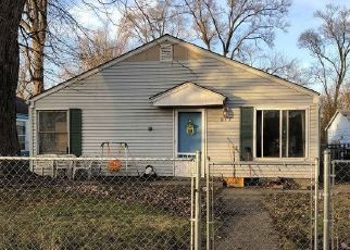 Pre Foreclosure in South Bend 46616 ROOSEVELT ST - Property ID: 1323163850