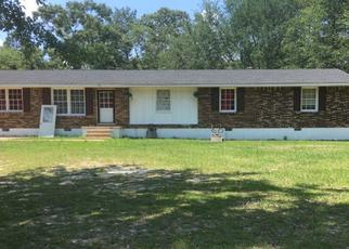 Pre Foreclosure in Leesburg 31763 DONALD RD - Property ID: 1323373637