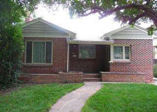 Pre Foreclosure in Denver 80210 S SAINT PAUL ST - Property ID: 1323529553