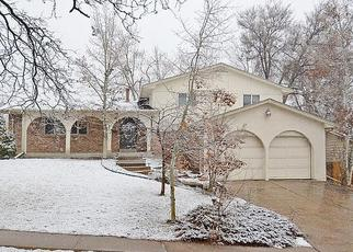 Pre Foreclosure in Denver 80231 S XENIA ST - Property ID: 1323530422
