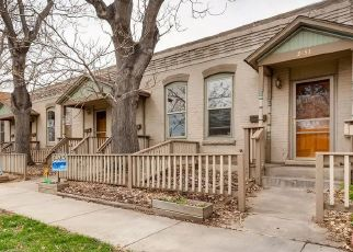 Pre Foreclosure in Denver 80211 MARIPOSA ST - Property ID: 1323532619