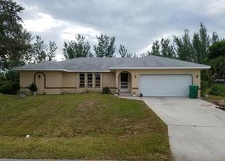 Pre Foreclosure in Port Charlotte 33981 AYEAR RD - Property ID: 1323619779
