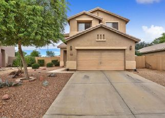 Pre Foreclosure in Surprise 85379 W EVANS DR - Property ID: 1323794975
