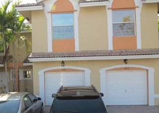 Pre Foreclosure in Fort Lauderdale 33351 NW 90TH AVE - Property ID: 1323837896