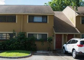 Pre Foreclosure in Fort Lauderdale 33351 N PINE ISLAND RD - Property ID: 1323921536