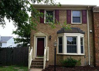 Pre Foreclosure in Virginia Beach 23462 ASHBURY LN - Property ID: 1324426522