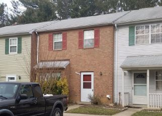 Pre Foreclosure in Falls Church 22043 LEE LANDING DR - Property ID: 1324455877