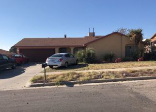 Pre Foreclosure in El Paso 79912 IROQUOIS DR - Property ID: 1324689300