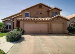 Pre Foreclosure in Gilbert 85233 W LEAH LN - Property ID: 1325240272