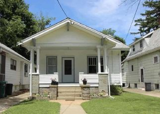 Pre Foreclosure in Peoria 61604 W ALICE AVE - Property ID: 1325302470