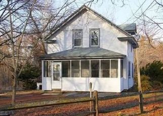 Pre Foreclosure in Mount Royal 08061 HIGGINSVILLE LN - Property ID: 1325470206