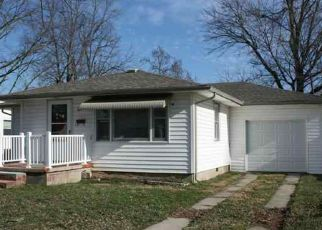 Pre Foreclosure in Seymour 47274 BLISH ST - Property ID: 1326088187