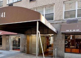 Pre Foreclosure in New York 10022 E 55TH ST - Property ID: 1326227915