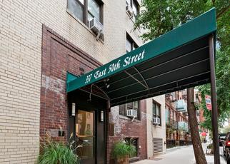 Pre Foreclosure in New York 10022 E 50TH ST - Property ID: 1326229210