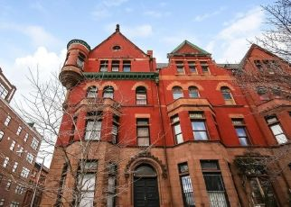 Pre Foreclosure in New York 10027 MOUNT MORRIS PARK W - Property ID: 1326238417