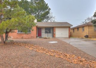 Pre Foreclosure in Albuquerque 87110 ALVARADO DR NE - Property ID: 1326438127