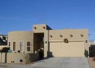 Pre Foreclosure in Albuquerque 87114 NEW CAVE RD NW - Property ID: 1326443386