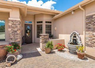 Pre Foreclosure in Prescott Valley 86315 E BROKTON LN - Property ID: 1326569532