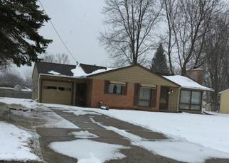 Pre Foreclosure in Flint 48506 TOMMY ARMOUR DR - Property ID: 1326802529