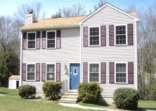 Pre Foreclosure in Southbridge 01550 WHITETAIL CIR - Property ID: 1326919465