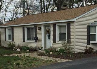 Pre Foreclosure in Auburn 01501 ELBRIDGE RD - Property ID: 1326924731