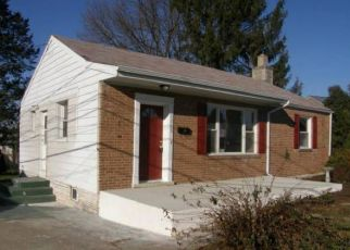 Pre Foreclosure in Allentown 18103 RYE ST - Property ID: 1327113942