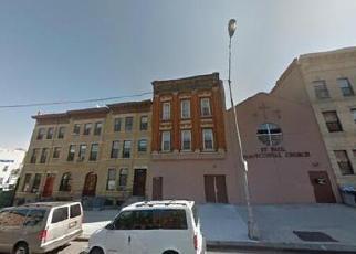 Pre Foreclosure in Brooklyn 11233 THOMAS S BOYLAND ST - Property ID: 1327140651