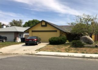 Pre Foreclosure in Tehachapi 93561 ALDER AVE - Property ID: 1327145458