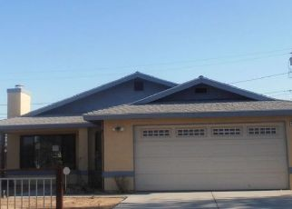 Pre Foreclosure in California City 93505 BAY AVE - Property ID: 1327146786