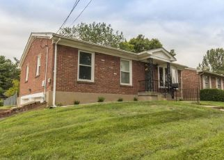 Pre Foreclosure in Louisville 40218 BUTLER CT - Property ID: 1327221680