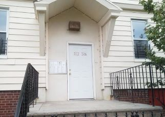 Pre Foreclosure in Newark 07112 CLINTON PL - Property ID: 1327655257