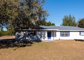 Pre Foreclosure in Ocala 34472 CLEAR RD - Property ID: 1327958790