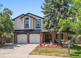 Pre Foreclosure in Castle Rock 80108 DOVER CT - Property ID: 1328242140