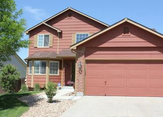 Pre Foreclosure in Parker 80138 BLACKWOLF WAY - Property ID: 1328245660