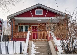 Pre Foreclosure in Denver 80204 KING ST - Property ID: 1328270622