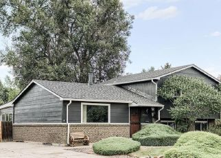 Pre Foreclosure in Littleton 80120 W FAIR AVE - Property ID: 1328328428