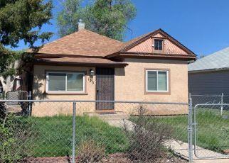 Pre Foreclosure in Manzanola 81058 S GRAND AVE - Property ID: 1328355140