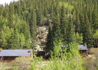 Pre Foreclosure in Idaho Springs 80452 W CHICAGO CREEK RD - Property ID: 1328366984