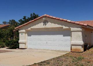 Pre Foreclosure in Pearce 85625 N DALE RD - Property ID: 1328381872