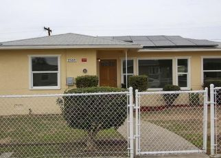 Pre Foreclosure in National City 91950 ALPHA ST - Property ID: 1328467261