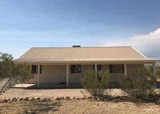 Pre Foreclosure in Pima 85543 COTTONWOOD WASH RD - Property ID: 1328867578