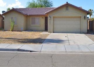 Pre Foreclosure in Yuma 85365 E 27TH ST - Property ID: 1329009478