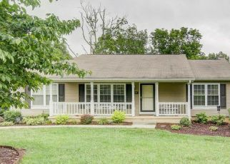 Pre Foreclosure in Roanoke 24019 PINETREE LN - Property ID: 1329200887